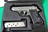 Walther Arms PPK/S .380 ACP Imported by InterArms W/Box