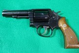 Smith & Wesson Model 13-2 with Bianchi Holster