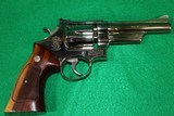 Smith and Wesson Model 27-2 Florida Highway Patrol .357 Magnum