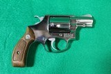 Smith and Wesson Model 60 No Dash .38 Special