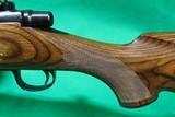 Remington Model Seven .350 Remington Mannlicher Stock Used - 11 of 13