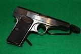 Browning Model 1955 .380 Pistol Belgium Made