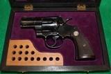 Used Colt Python 2.5 Inch Blued (1978 Model) Comes in Custom Hard Case