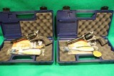Consecutive Pair of Colt Single Action Army Case Hardened 45 Colt Revolvers (P1850) - 4 of 9