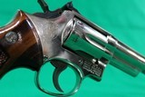 Smith and Wesson 19-4 .357 Magnum 6 Inch Nickel Revolver USED - 3 of 11