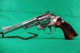 Smith and Wesson 19-4 .357 Magnum 6 Inch Nickel Revolver USED - 7 of 11