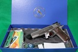 Colt 1911 O5070CCC Gold Cup Trophy TALO 1 Of 600