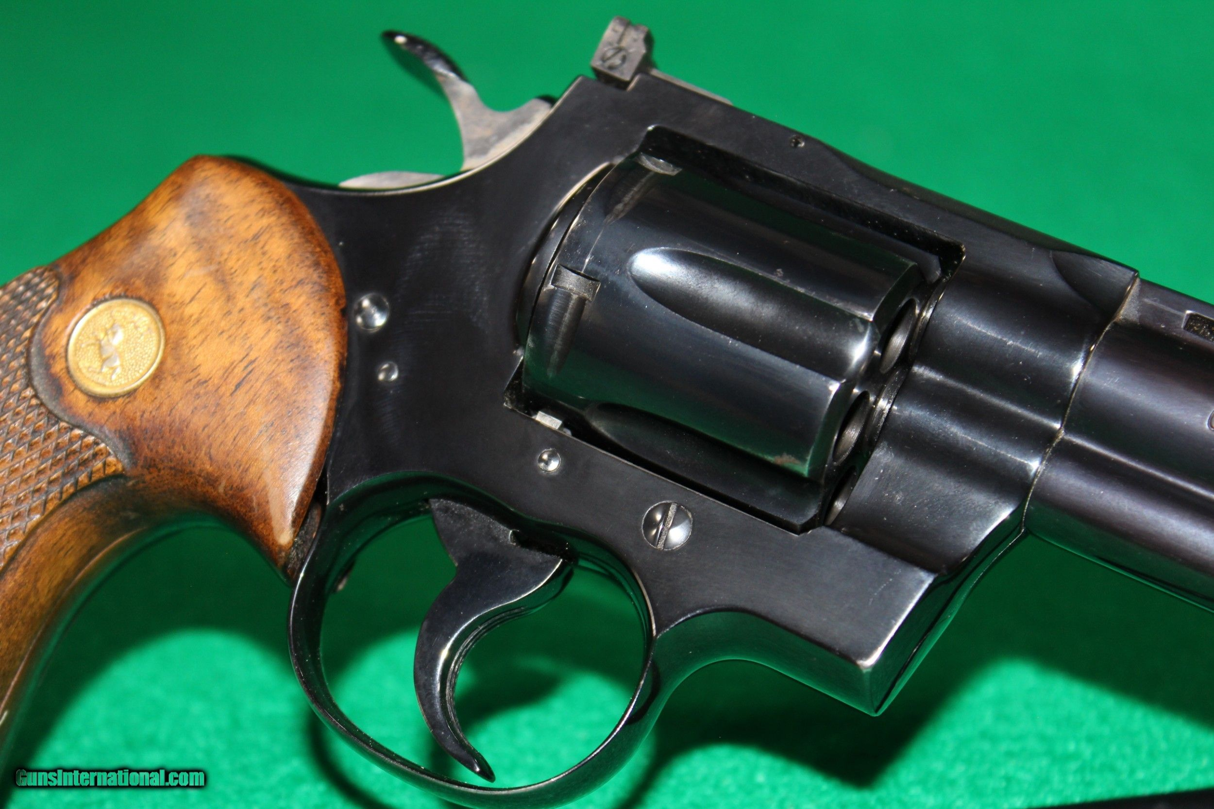 Early Model 1964 Colt Python  357 Magnum Revolver with 6 inch Barrel