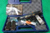 NIB Colt 1911 Aztec Jaguar Knight .38 Super Number 174 of 400
