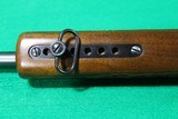 Winchester Model 75 Rifle with Engraved Wood - 13 of 15