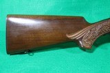 Winchester Model 75 Rifle with Engraved Wood - 2 of 15