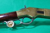 Uberti Model 66 Brass Receiver .45 Colt Rifle - 3 of 12