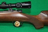 Kimber Model 22 Rifle with Wood Stock and Nikon Monarch 2-7 Scope - 8 of 12