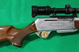 Belgium Browning BAR White Gold Medallion .270 Win w/Zeiss 3-9x50 Scope - 3 of 11