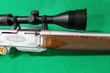 Belgium Browning BAR White Gold Medallion .270 Win w/Zeiss 3-9x50 Scope - 4 of 11