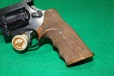 Consignment* Smith and Wesson Model 10-8 PPC Competition Revolver chambered in .38 Special with Aristocrat Sights - 7 of 14