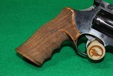 Consignment* Smith and Wesson Model 10-8 PPC Competition Revolver chambered in .38 Special with Aristocrat Sights - 2 of 14