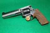Consignment* Smith and Wesson Model 10-8 PPC Competition Revolver chambered in .38 Special with Aristocrat Sights - 6 of 14
