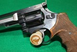 Consignment* Smith and Wesson Model 10-8 PPC Competition Revolver chambered in .38 Special with Aristocrat Sights - 8 of 14