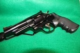 Smith and Wesson Model 29-3 .44 Magnum with 4 Inch Barrel