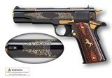 Engraved Colt 1991 (Model # O1991ZGSW)