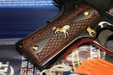 Engraved Colt 1991 (Model # O1991ZGSW).45 ACP NEW IN BOX EXCLUSIVE - 10 of 10
