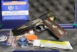 Engraved Colt 1991 (Model # O1991ZGSW).45 ACP NEW IN BOX EXCLUSIVE - 2 of 10