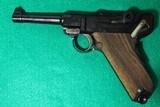 Mauser Parabellum Pistol 9MM