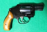 Smith & Wesson Model 42 No Dash Centennial Airweight .38SPL New In Box - 2 of 7