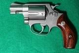 Smith & Wesson Model 60-7 Lady Smith .38 SPL