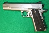 Kimber Stainless II Pistol w/Night Sights - .45 ACP3200016 New In Box - 1 of 4