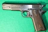 Colt Military 1911 .45ACP Augusta Arsenal WWI Refurbish