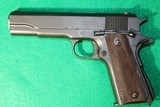 Remington Rand 1911A1 Rock Island Arsenal WWII Refurbish