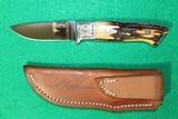 S.R. Johnson Custom Knife