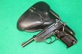 "WWII Nazi GERMAN ""SPREEWERKE"" cyq P38 Pistol"
