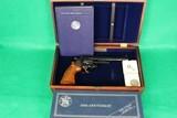 Smith & Wesson S&W Model 25-3 125th Anniversary .45 Colt Revolver Cased