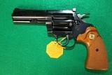 Colt Diamondback Model D5140 .22 Revolver Mint In Box