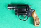 Smith & Wesson Model 36-7 .38SPL Revolver