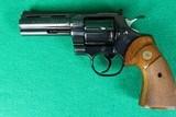 Colt Python With German Proof Marks MFG 1973 W/ Box