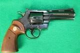"""Colt Python Blued 4"""" Barrel MFG: 1974 - 3 of 5"""