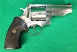 Ruger Redhawk Stainless 44 Magnum Revolver - 1 of 5