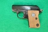 Colt Junior .25 Semi Auto Compact Pistol