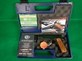 Colt 1911 TALO USA Royal Blue 45 ACP O1911C-USA New In Box