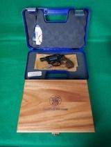 S&W Engraved Model 442-1 W/ Presentation Case New .38SPL