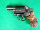 S&W Engraved Model 442-1 W/ Presentation Case New .38SPL - 3 of 5
