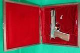 Cased Belgian Browning Centennial 1878-1978 Hi-Power