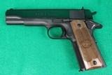 Colt Model-01911C-USA GOVT NM Barrel .45 ACP New In Box