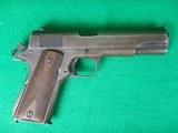 Colt Model 1911 U.S. Army 1918 .45 ACP - 1 of 12
