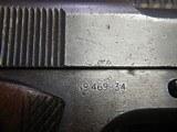 Colt Model 1911 U.S. Army 1918 .45 ACP - 7 of 12