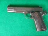 Colt Model 1911 U.S. Army 1918 .45 ACP - 2 of 12